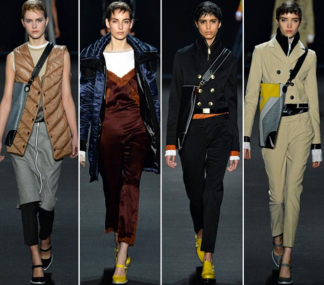Rag & Bone Fall/Winter 2015-2016 Collection - New York Fashion Week