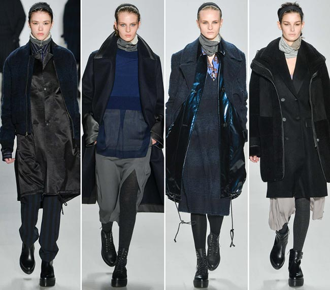 Richard Chai Fall/Winter 2015-2016 Collection - New York Fashion Week