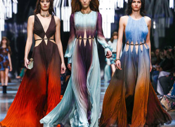 Roberto Cavalli Fall/Winter 2015-2016 Collection – Milan Fashion Week