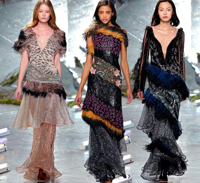 New For Auntum 2015: Rodarte Fall/Winter 2015-2016 Collection