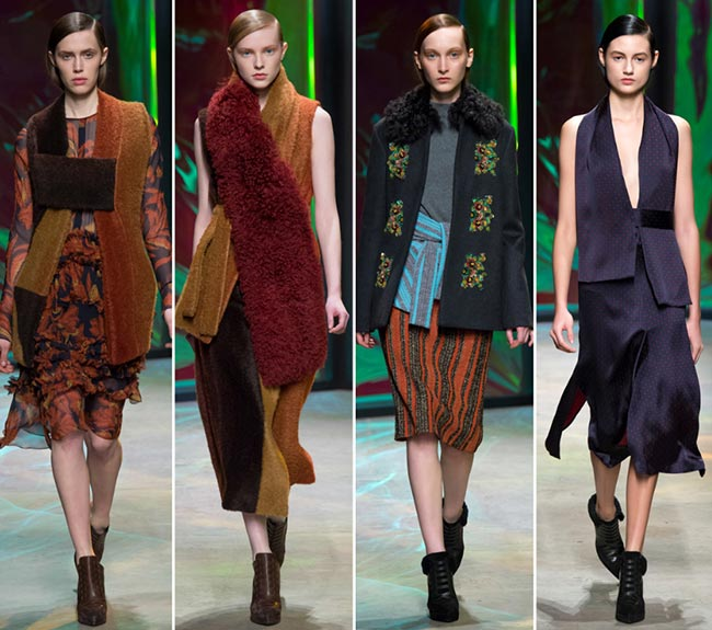 Thakoon Fall/Winter 2015-2016 Collection – New York Fashion Week