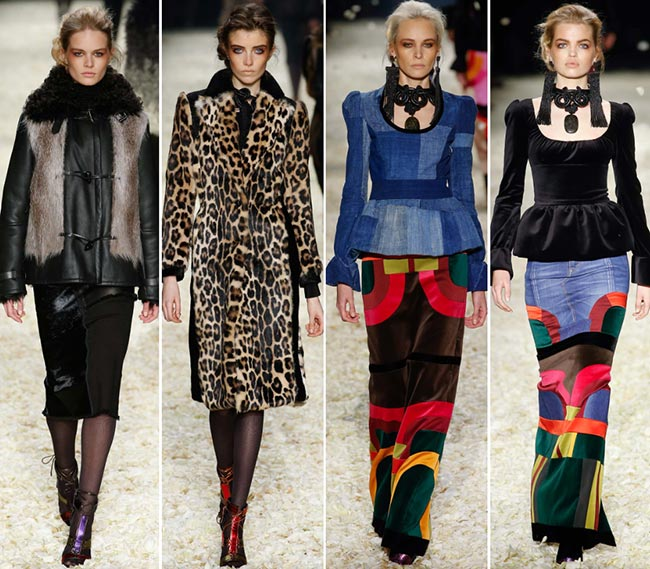 Tom Ford Fall/Winter 2015-2016 Collection