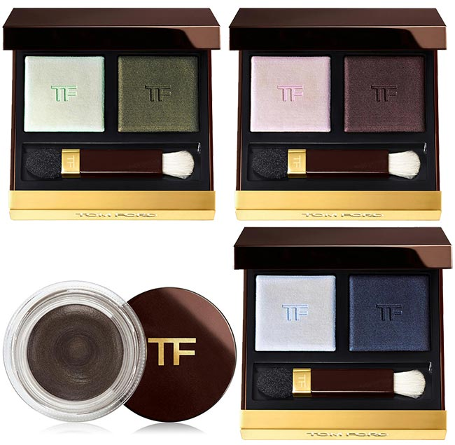 Tom Ford Spring 2015 Makeup Collection