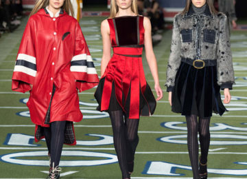 Tommy Hilfiger Fall/Winter 2015-2016 Collection – New York Fashion Week