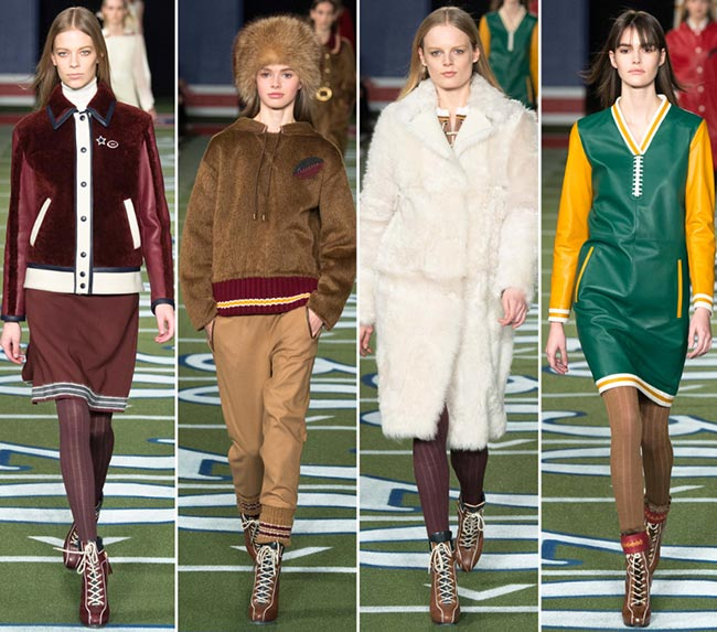 Tommy Hilfiger Fall/Winter 2015-2016 Collection