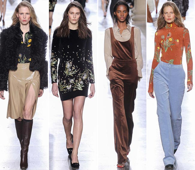 Topshop Unique Fall/Winter 2015-2016 Collection