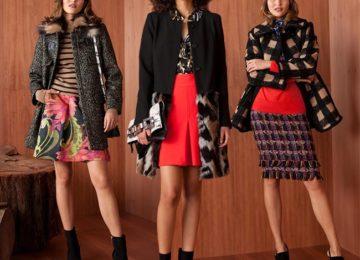 Trina Turk Fall/Winter 2015-2016 Collection – New York Fashion Week