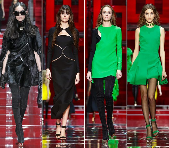 Versace Fall/Winter 2015-2016 Collection - Milan Fashion Week