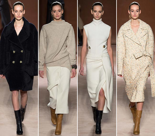 Victoria Beckham Fall/Winter 2015-2016 Collection