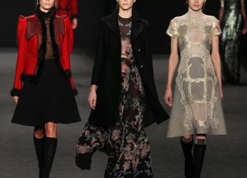 Vivienne Tam Fall/Winter 2015-2016 Collection – New York Fashion Week