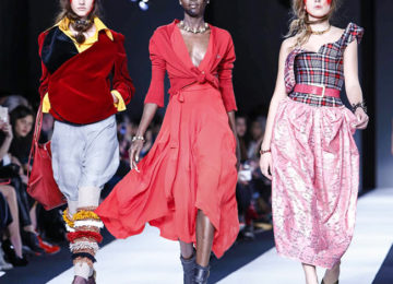 Vivienne Westwood Red Label Fall/Winter 2015-2016 Collection – London Fashion Week