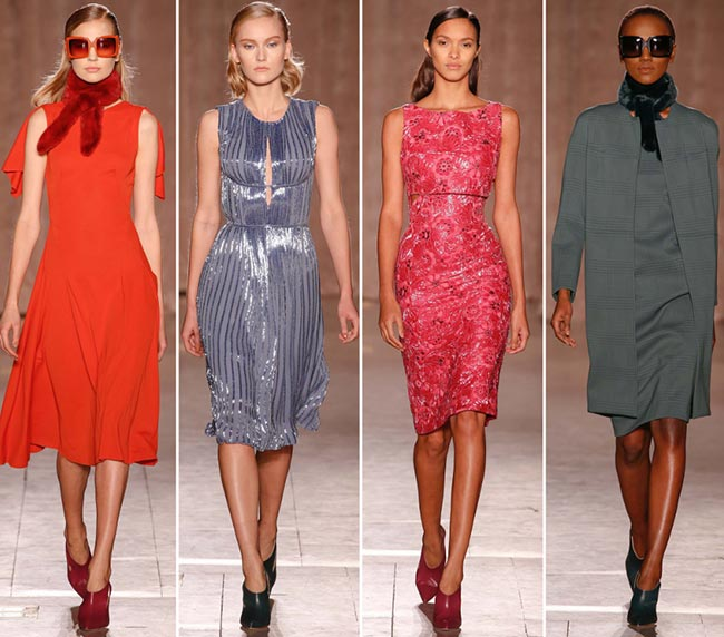 Zac Posen Fall/Winter 2015-2016 Collection - New York Fashion Week
