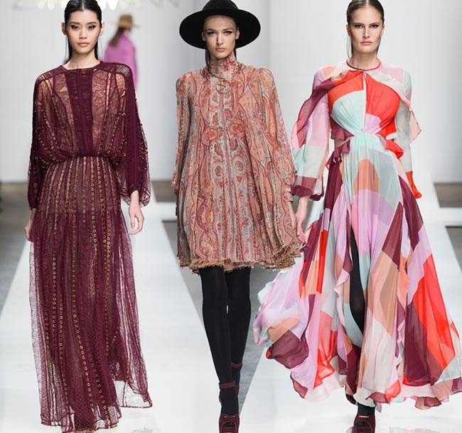 Zimmermann Fall/Winter 2015-2016 Collection - New York Fashion Week