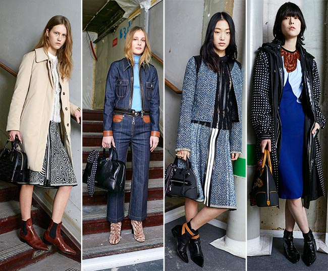 Louis Vuitton Pre-Fall 2015 Collection