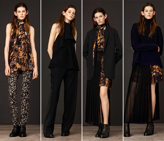 McQ by Alexander McQueen Fall/Winter 2015-2016 Collection