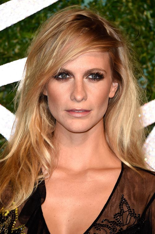 Trendy Hair Colors for Spring 2015: Poppy Delevingne Blonde Hair