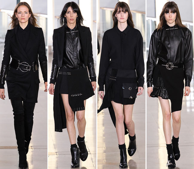Anthony Vaccarello Fall/Winter 2015-2016 Collection