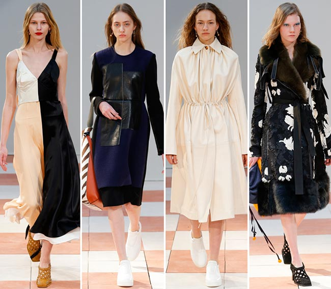 Celine Fall/Winter 2015-2016 Collection - Paris Fashion Week