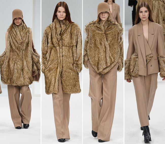 Chalayan Fall/Winter 2015-2016 Collection - Paris Fashion Week
