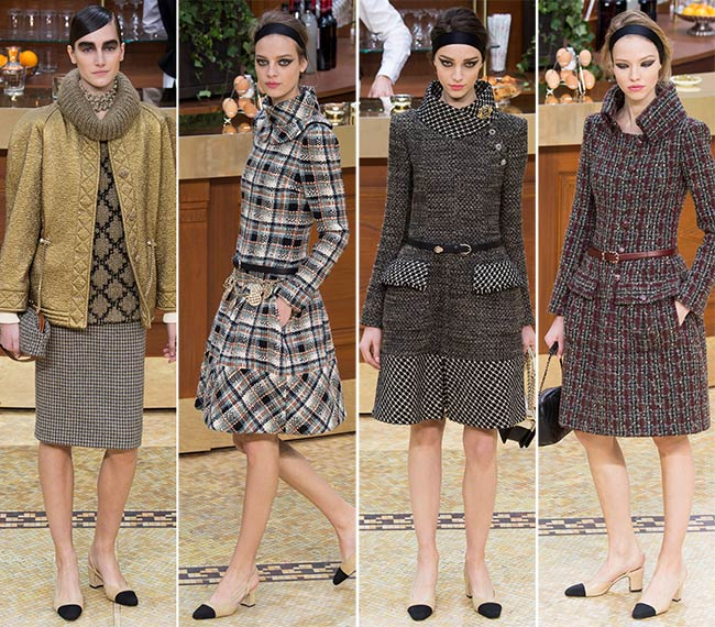 Chanel Fall/Winter 2015-2016 Collection - Paris Fashion Week