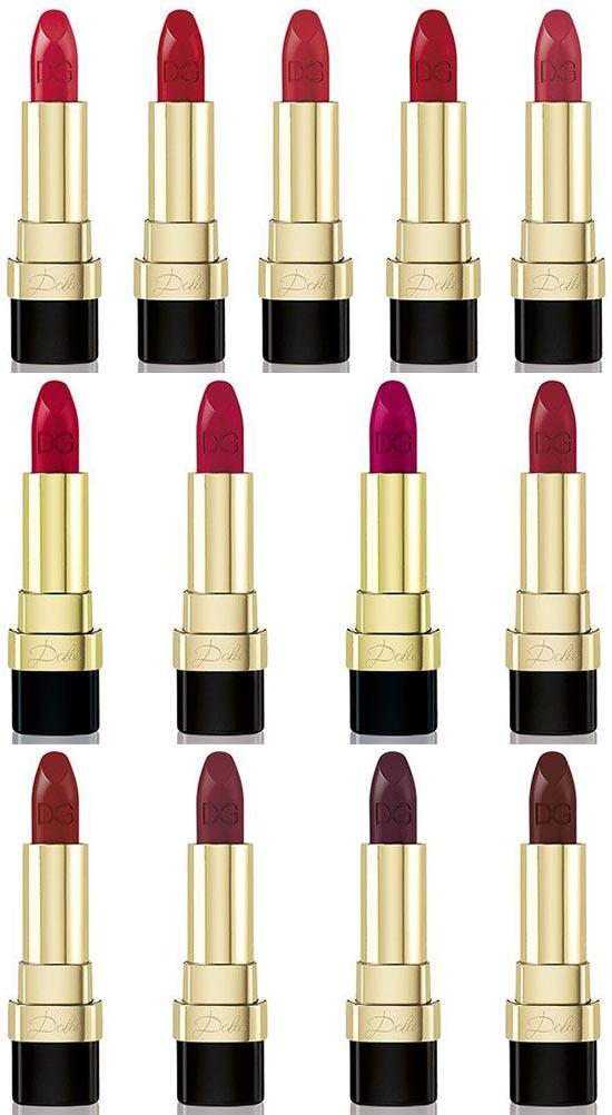 Dolce & Gabbana Dolce Matte Lipstick for 2015