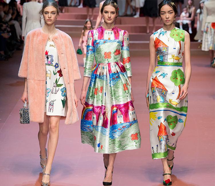 85599d9e Dolce & Gabbana Fall/Winter 2015-2016 Collection