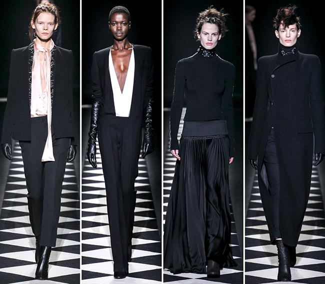Haider Ackermann Fall/Winter 2015-2016 Collection - Paris Fashion Week