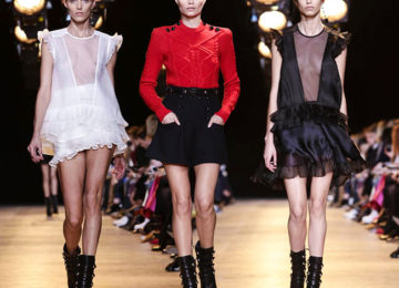 Isabel Marant Fall/Winter 2015-2016 Collection – Paris Fashion Week
