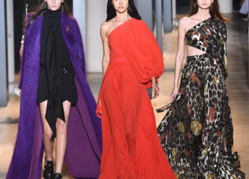 John Galliano Fall/Winter 2015-2016 Collection – Paris Fashion Week