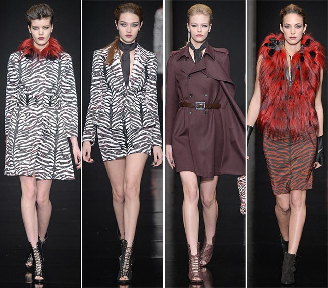 John Richmond Fall/Winter 2015-2016 Collection – Milan Fashion Week
