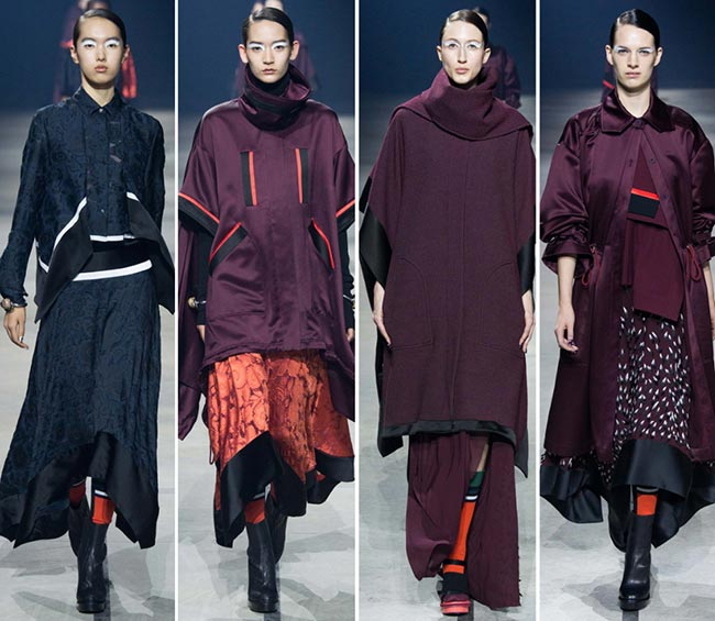 Kenzo Fall/Winter 2015-2016 Collection - Paris Fashion Week
