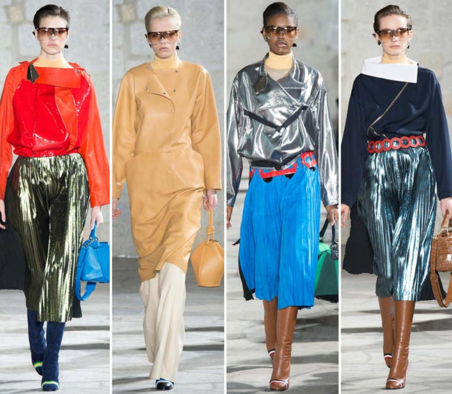 Loewe Fall/Winter 2015-2016 Collection - Paris Fashion Week