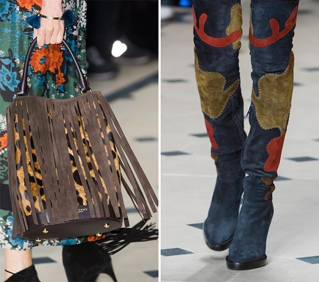 London Fashion Week Fall 2015 Accessories: Burberry Prorsum