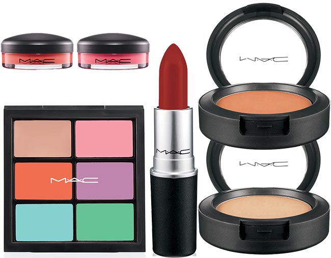 MAC x Mia Moretti Spring 2015 Makeup Collection