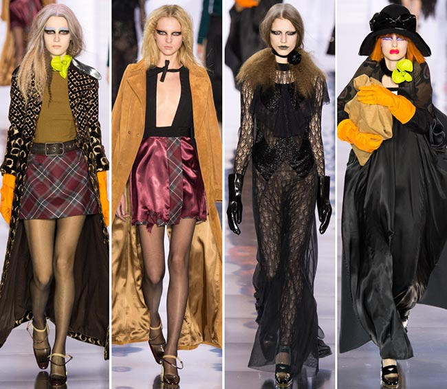 Maison Margiela Fall/Winter 2015-2016 Collection - Paris Fashion Week