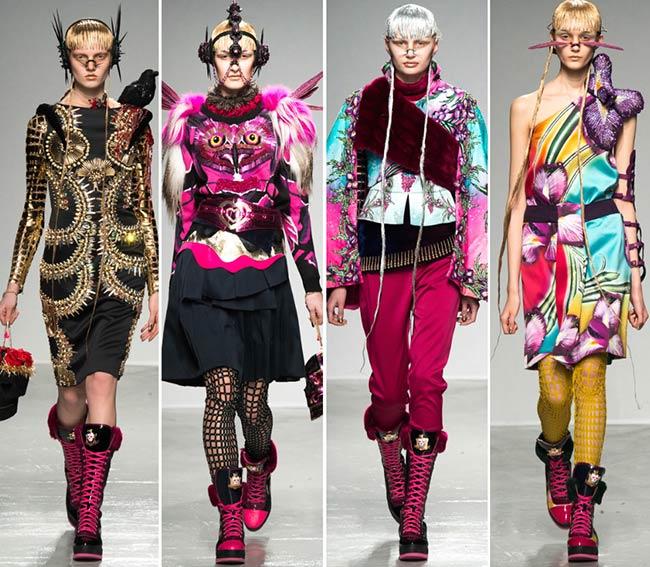 Manish Arora Fall/Winter 2015-2016 Collection - Paris Fashion Week
