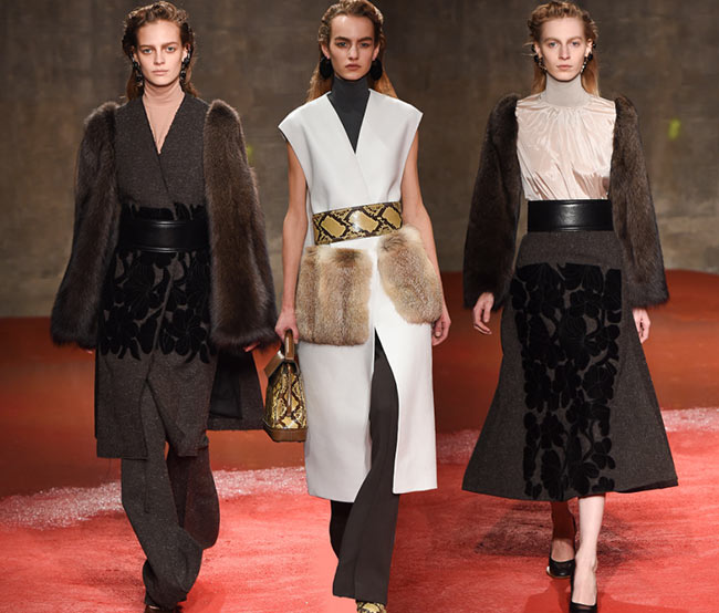 Marni Fall/Winter 2015-2016 Collection – Milan Fashion Week