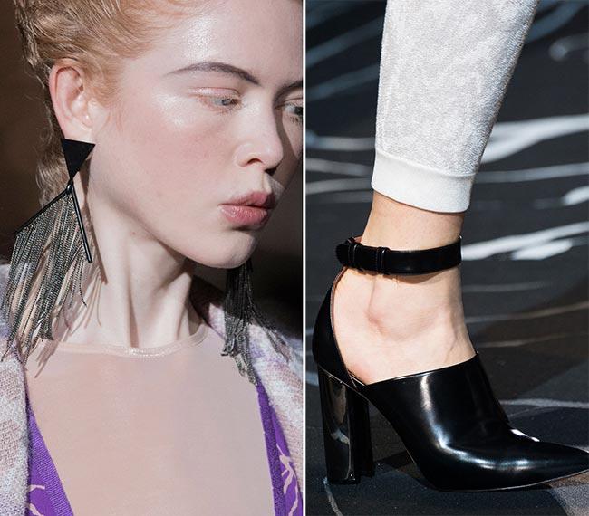 Milan Fashion Week Fall 2015 Accessories: Missoni