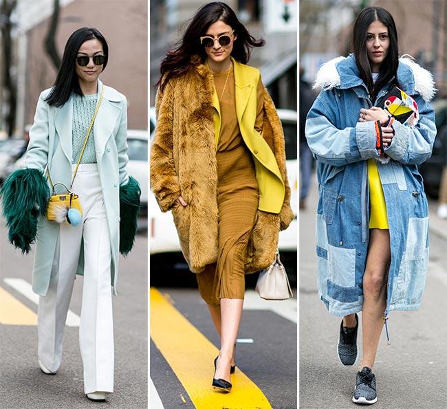 Milan Fashion Week Fall 2015 Street Style