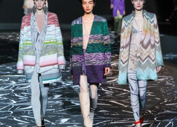 Missoni Fall/Winter 2015-2016 Collection – Milan Fashion Week