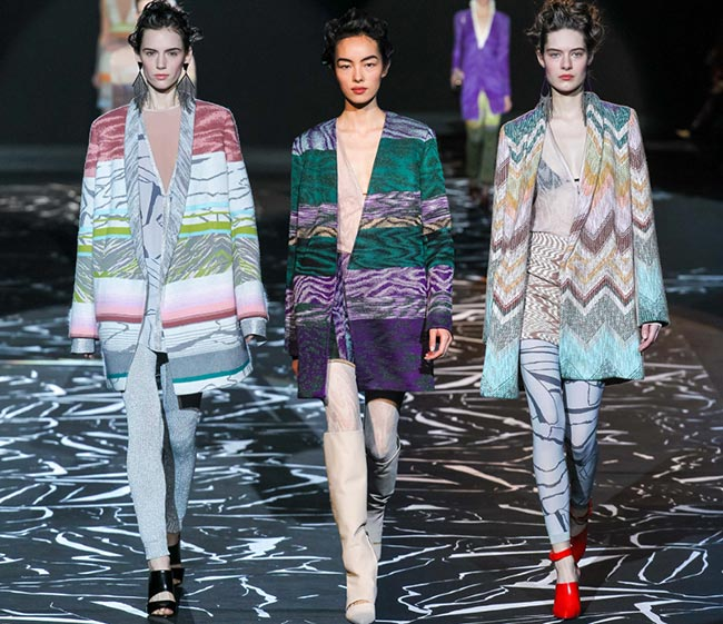 Missoni Fall/Winter 2015-2016 Collection - Milan Fashion Week