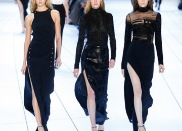 Mugler Fall/Winter 2015-2016 Collection – Paris Fashion Week