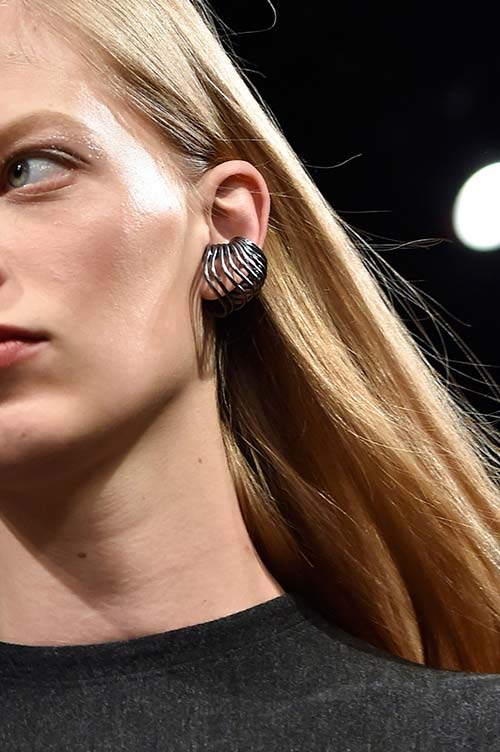 New York Fashion Week Fall 2015 Accessories: Donna Karan
