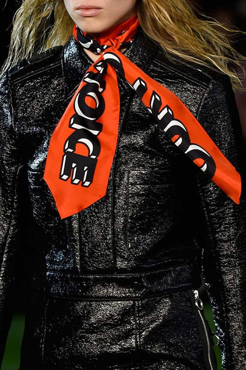 New York Fashion Week Fall 2015 Accessories: Marc by Marc Jacobs