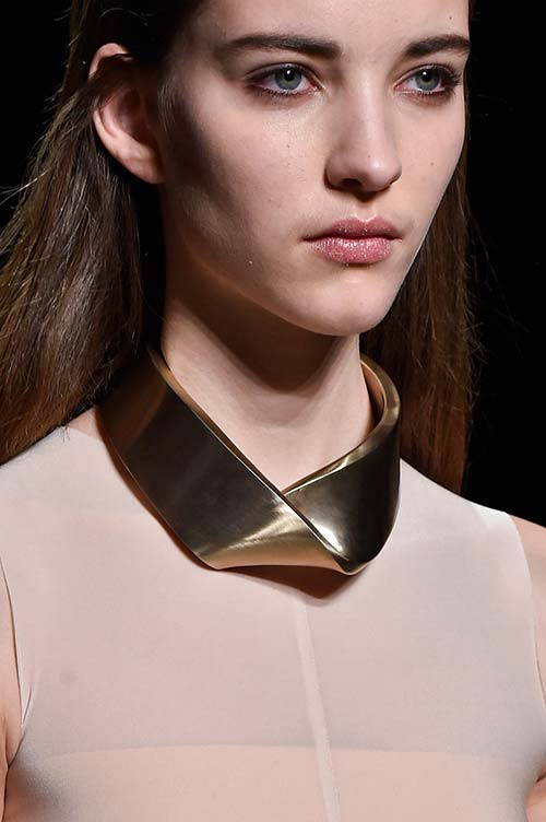 New York Fashion Week Fall 2015 Accessories: Narciso Rodriguez