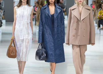 Nina Ricci Fall/Winter 2015-2016 Collection – Paris Fashion Week