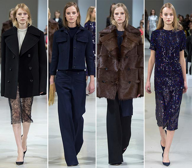 Nina Ricci Fall/Winter 2015-2016 Collection - Paris Fashion Week