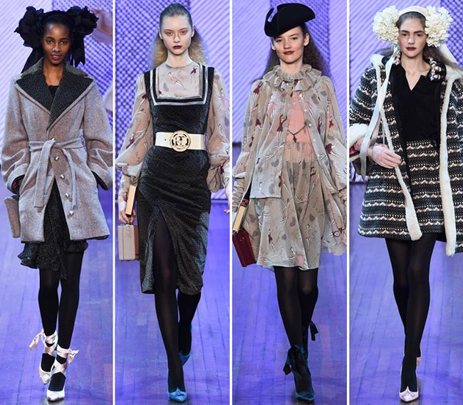 Olympia Le Tan Fall/Winter 2015-2016 Collection - Paris Fashion Week