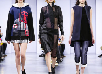 Paco Rabanne Fall/Winter 2015-2016 Collection – Paris Fashion Week
