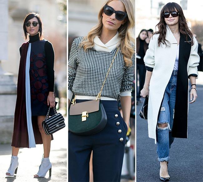 Paris Fashion Week Fall 2015 Street Style